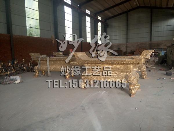铜供桌 (9)