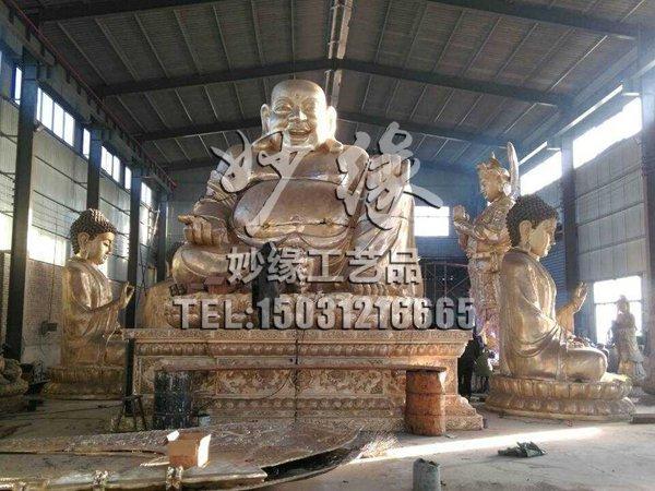 佛教铜像 (24)