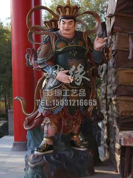 佛教铜像 (22)