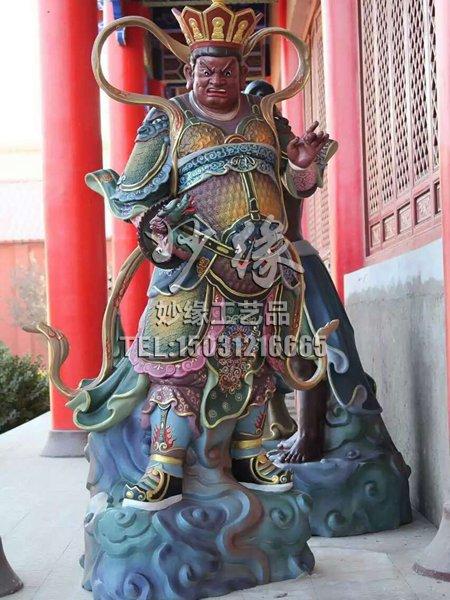 佛教铜像 (21)