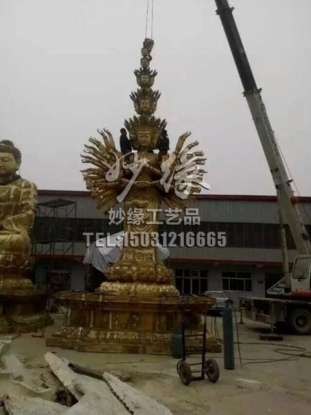 佛教铜像 (25)