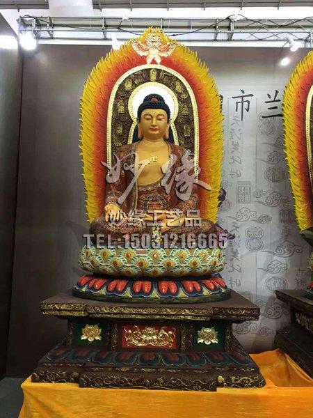 佛教铜像 (18)