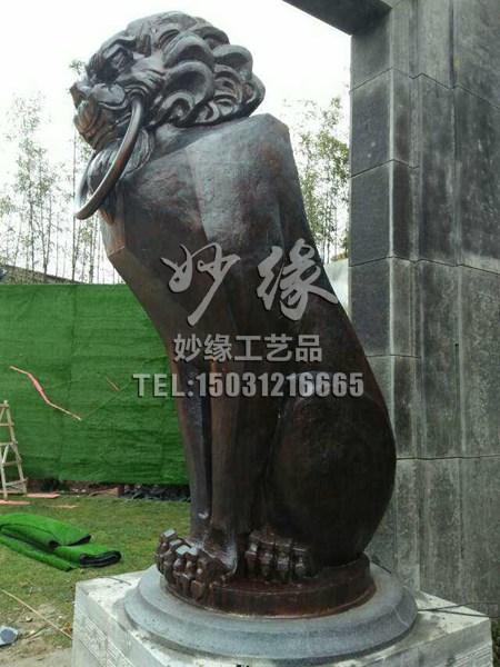 铜狮子 (1)