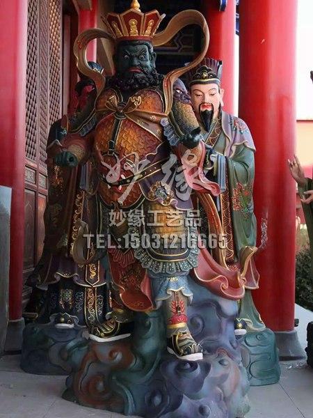 佛教铜像 (20)